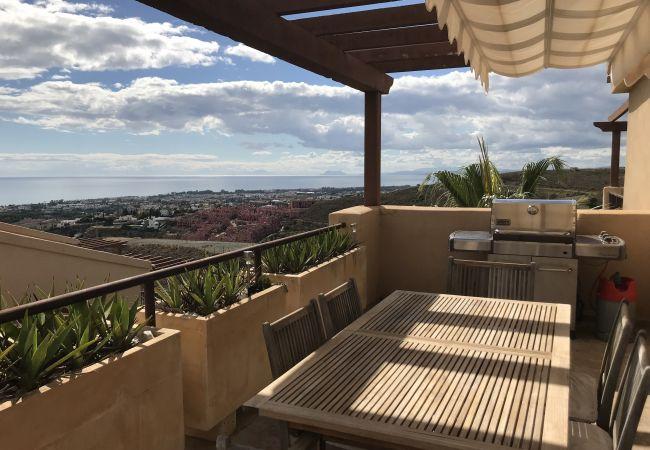 Ferielejlighed i Benahavís - 6482 - Luxury one level Penthouse
