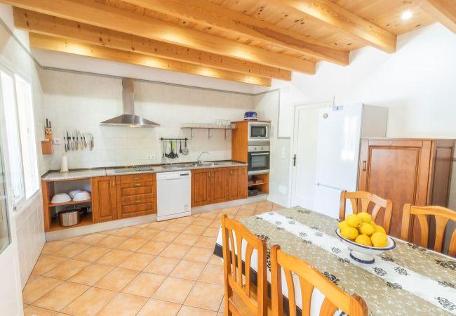 Rækkehus i Santanyi - V008 Casa Aurora