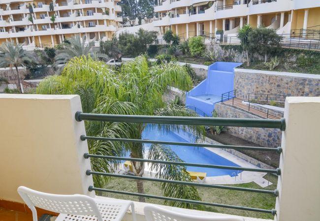 Ferielejlighed i Nueva andalucia - SAD - Spacious 2 bedroom duplex Puerto Banus