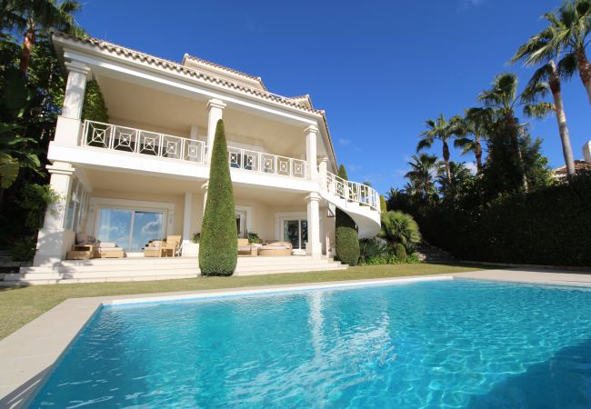Villa i Marbella - 10004 - 5 Bedroom, Villa Versace