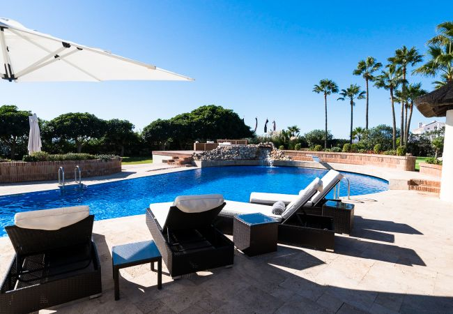 Villa in Marbella - 1050 - The Beach House