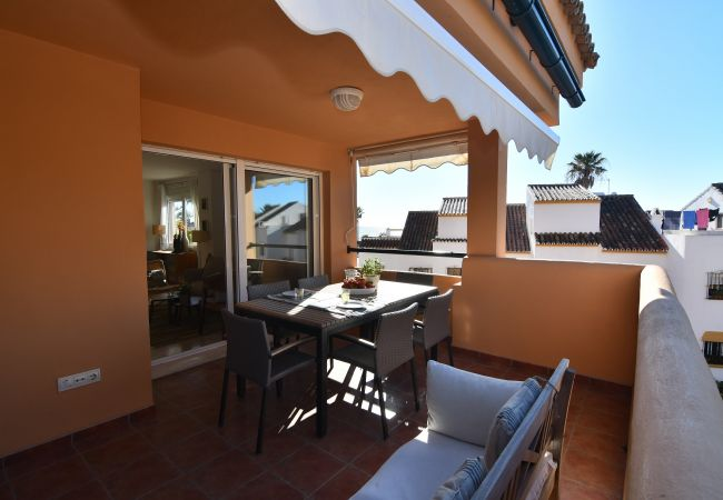Appartement à Marbella - 2993 - Apartment with beautiful sea views
