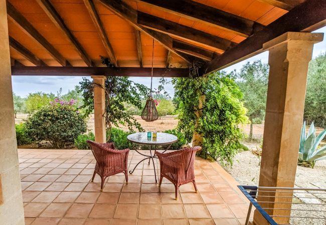 Country house in Santanyi - F022 Finca Monika