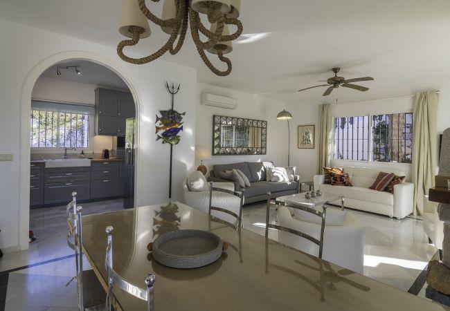 Villa in Marbella - 11473 - Beautifull villa near beach - Marbella