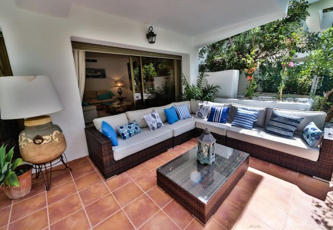 Apartment in Marbella - 27173 - LUXURY APARTMENT ON THE GOLDEN MILE