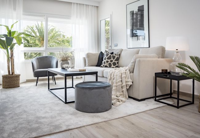 Apartment in Puerto Banus - PR - Stunning flat front line beach Puerto Banus