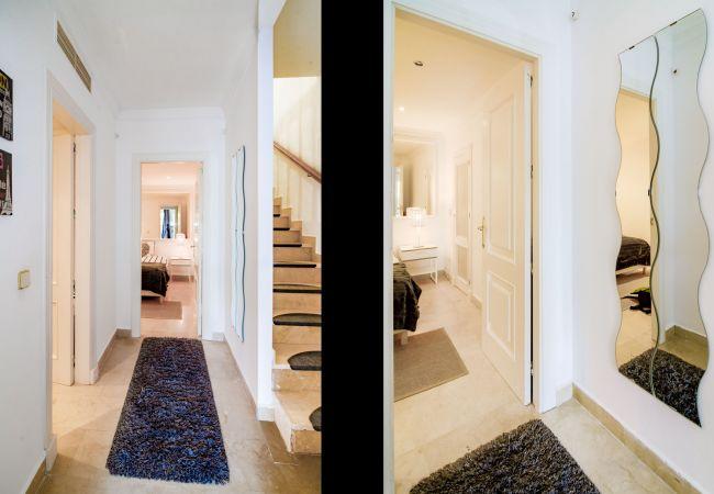 Apartment in Nueva andalucia - AP164-2 Bedroom apt aloha Pueblo
