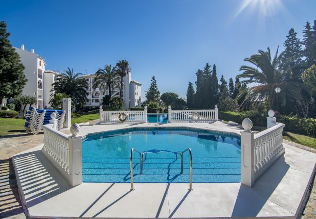 Apartment in Mijas Costa - RDM - Stylish Holiday Apartment with Ocean Views