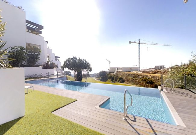 Apartment in Marbella - 501 - Stunning frontline golf 3 bedroom apartment