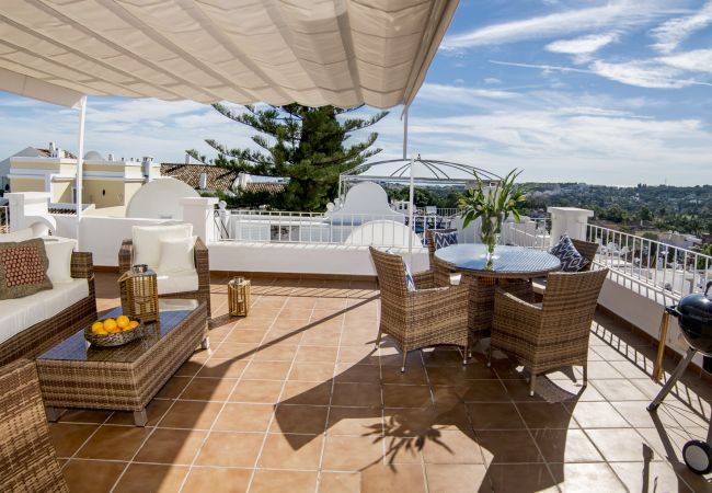 Apartment in Nueva andalucia - AP116-Stunning 2 bedroom apt close to Puerto Banus