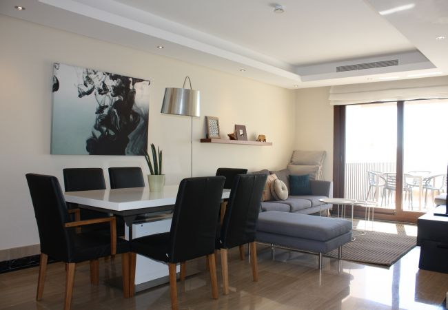 Apartment in Estepona - 114 - First Line Penthouse with Private Pool