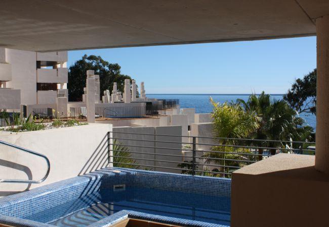 in Estepona - 125 - Beach apartment - Private pool