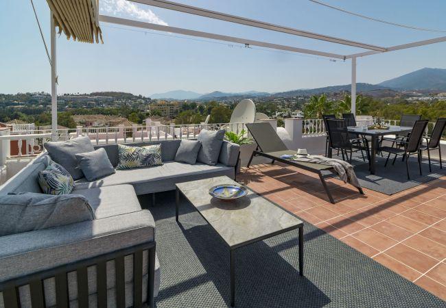 Apartment in Nueva andalucia - AP169- Comfortable 2 bedroom apartment