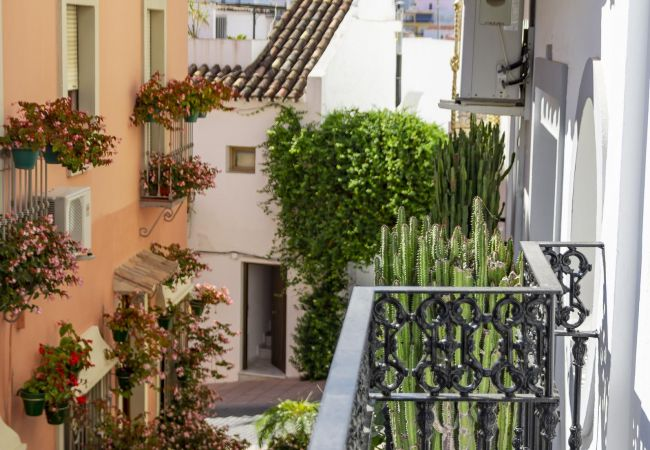 Townhouse in Estepona - CS6-Spacious townhouse with roof top Jacuzzi