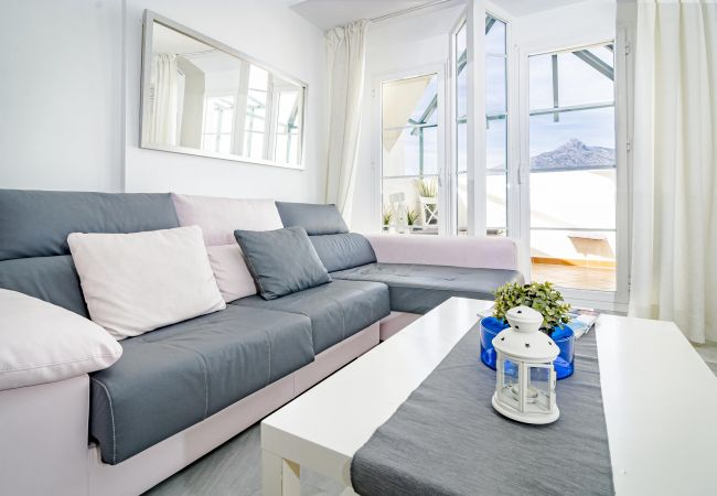 Apartment in Nueva andalucia - SAM1- 2 bedroom Penthouse close to Puerto Banus