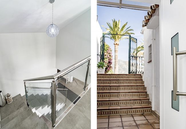 Townhouse in Nueva andalucia - PB- Modern 3 bed townhouse in Aloha golf