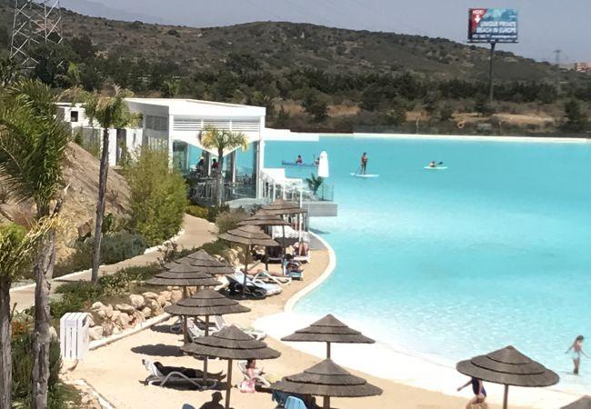 Apartment in Casares - AL-1105 - Apartment in Estepona - Alcazaba Lagoon