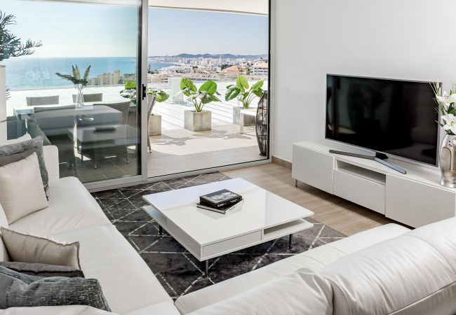 Apartment in Fuengirola - HIG-  Modern 2 bedroom apartment next to beach